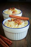 Rice pudding Royalty Free Stock Photo