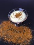 Rice pudding isolate. Rice pudding background unit isolate royalty free stock photography