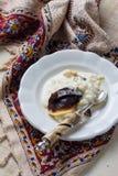 Rice Pudding Dessert Royalty Free Stock Image