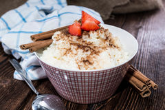 Rice Pudding Royalty Free Stock Photos
