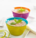 Rice pudding Stock Photos