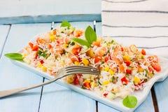 Rice salad Royalty Free Stock Photos