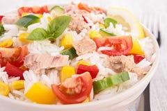 Rice salad Royalty Free Stock Photo
