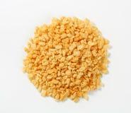 Rice snaps Stock Photo