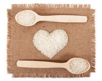 Rice Royaltyfri Bild