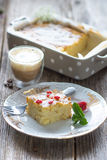 Rice souffle Royalty Free Stock Photography