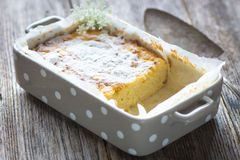 Rice souffle Stock Images