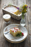 Rice souffle Royalty Free Stock Images