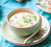 Rice soup royalty free stock photography