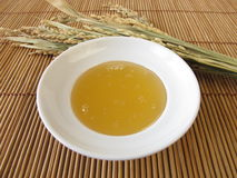 Free Rice Syrup And Rice Panicles Stock Photos - 41472673
