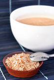 Rice tea Royalty Free Stock Images