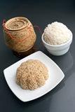 Rice Varieties Stock Images
