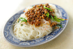 Rice vermicelli Royalty Free Stock Photos