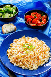 Rice with vermicelli Stock Photos