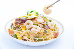 Rice Vermicelli (Chinese Noodle) Stock Photography