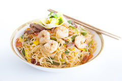 Rice Vermicelli (Chinese Noodle) Royalty Free Stock Images