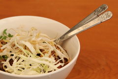Rice vermicelli Stock Image