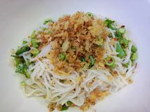 rice vermicelli salad Royalty Free Stock Photography