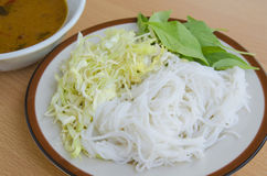 Rice vermicelli Stock Photos
