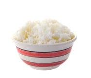 Rice w pucharze Zdjęcie Royalty Free