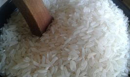 Rice white cereal food grain stock photography