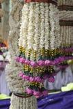 Rice Wreaths Festival,THAILAND Royalty Free Stock Photos
