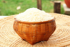 Rice. For you and for good health Stock Image