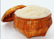 Rice. For you and for good health Royalty Free Stock Photos
