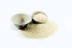 Rice ziarna puchar Zdjęcie Royalty Free