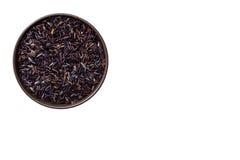 Riceberry pode dentro fotografia de stock