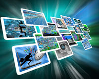 ricerca Fotografia Stock