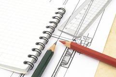 Ricerca e sviluppo Immagine Stock