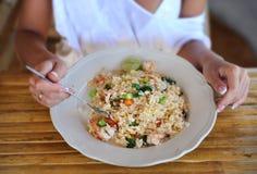 riceskaldjur Royaltyfri Foto