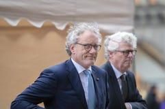 Ricezione di anni di Thom de Graaf At The New dal re Of The Netherlands 2019 fotografie stock libere da diritti