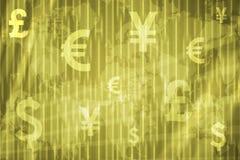 rich bankowej abstrakcyjne tło ilustracja wektor