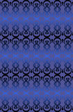 Rich blue background Royalty Free Stock Images