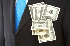 Rich business Stock Photography