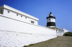 Rich Cape Lighthouse Stock Images