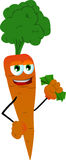 Rich carrot Stock Images