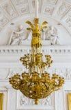 Rich chandelier Stock Photo