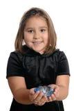 Rich Child Stock Photo