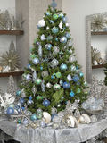 Rich christmas tree Royalty Free Stock Images