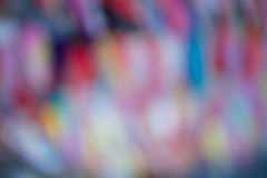 Rich colors, beautiful background blur. At phuket thailand Stock Photo