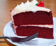 Rich dessert Stock Image