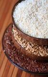 Rich fibre food stock photos