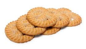 Rich figured cookies Stock Photography