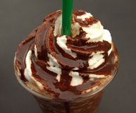Rich Frappuccino Royalty Free Stock Image