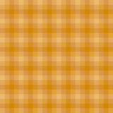 Rich gold checkered pattern Royalty Free Stock Photography