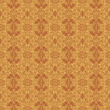 Rich golden fabric Stock Photo
