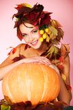 Rich harvest Royalty Free Stock Image